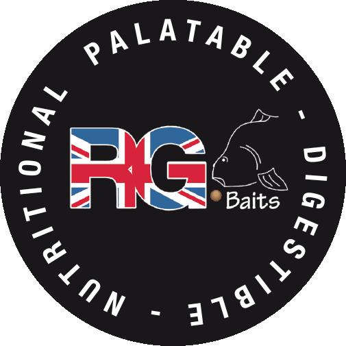 RG Baits Logo