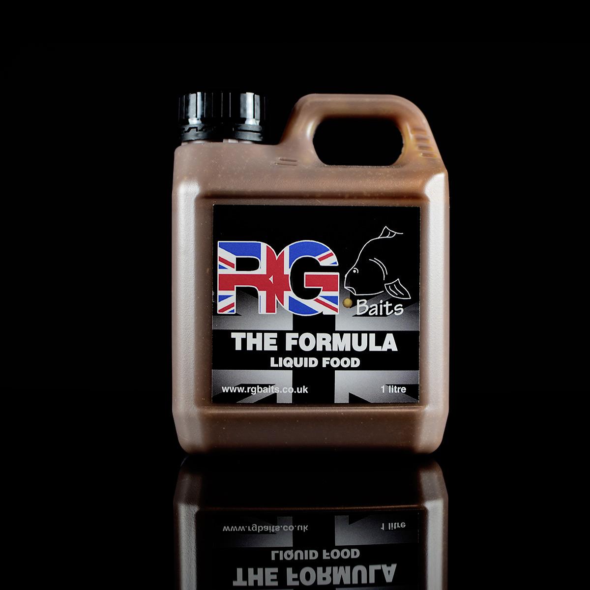 The Formula Liquid Food
