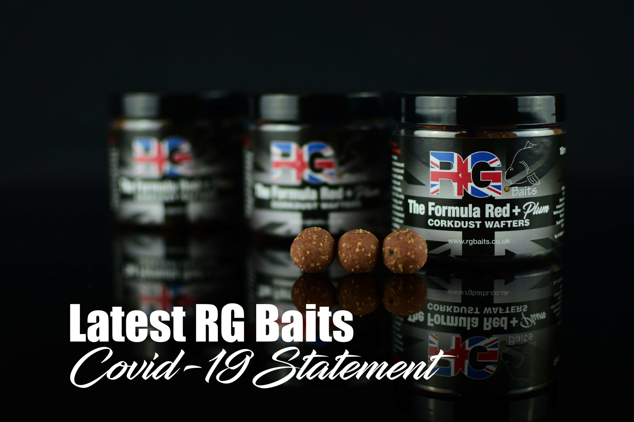 Covid – 19 A statement from RG Baits – 18th April 2020