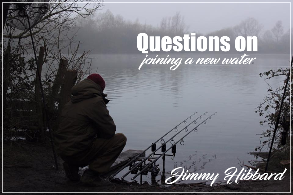 I have recently joined a new syndicate lake and I don't know where to start in terms of what rigs and bait I should use. What advice could you offer and where would you start?