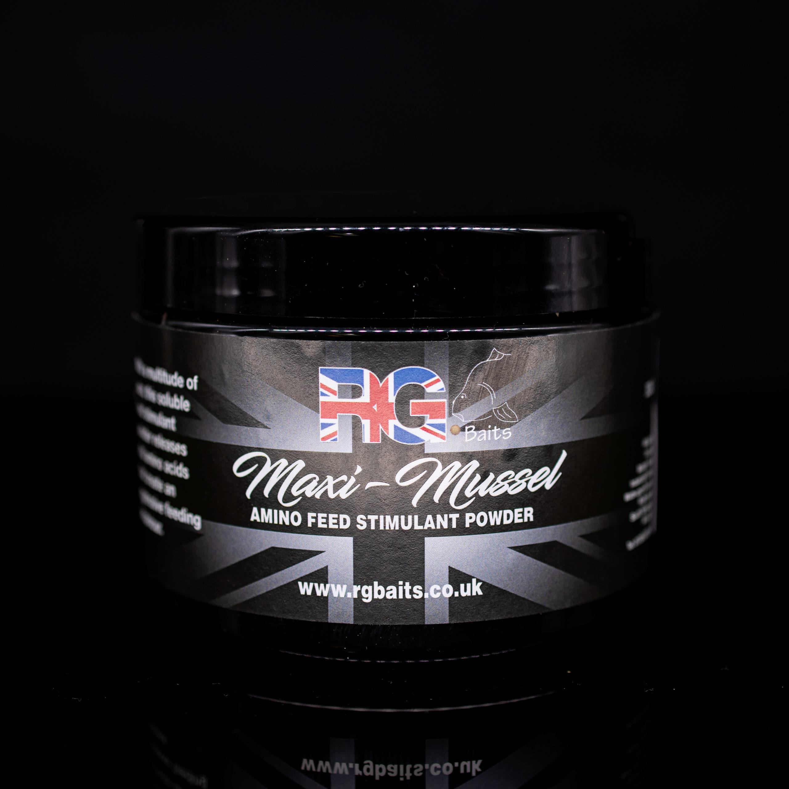 Maxi-Mussel Amino Feed Stimulant Powder – 300g